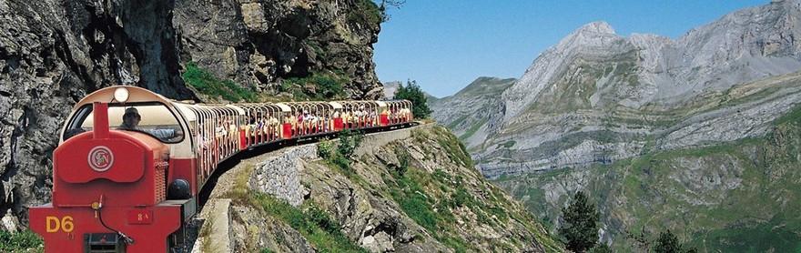 Train touristique d artouste en b arn pyr n es 2000 m - Office du tourisme pyrenees atlantiques ...